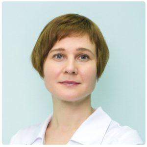 Полевая Елена Валерьевна