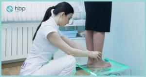 Индивидуальные ортопедические стельки HBP-Group